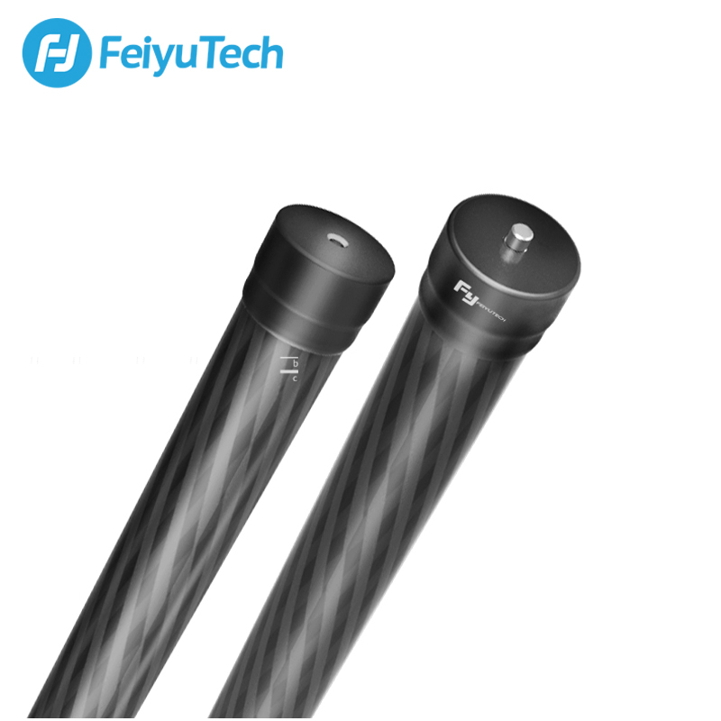 <font><b>FeiyuTech</b></font> Newest Handheld Extension Bar Carbon Pole for <font><b>a1000</b></font> a2000 G6 Plus Gimbal Stabilizer 275mm <font><b>Feiyu</b></font> image