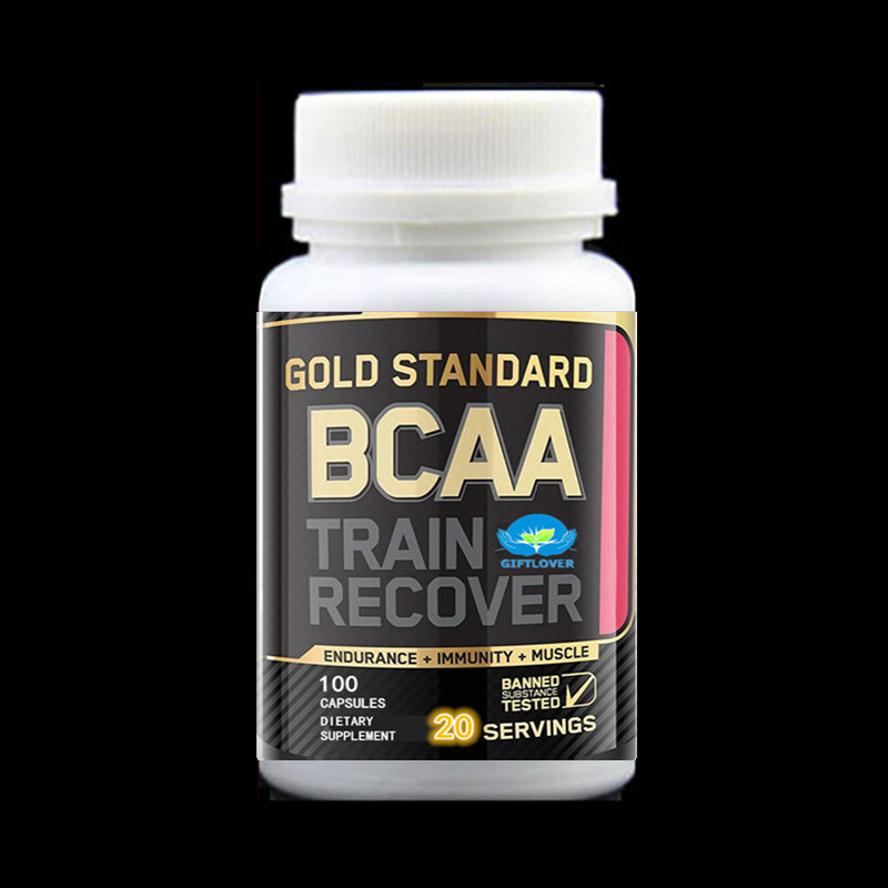 100pcs/bottle BCAA+Creatine Supplements,Branched Chain