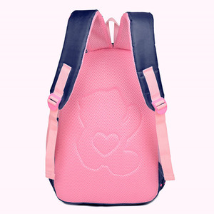 Image 5 - 3 pcs/sets High Quality School Bag Fashion School Backpack for Teenagers Girls schoolbags kid backpacks mochila escolar