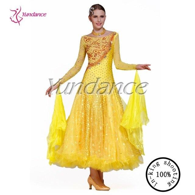 B 13126 Competition Ballroom Standard Dance Dress,ballroom dance ...