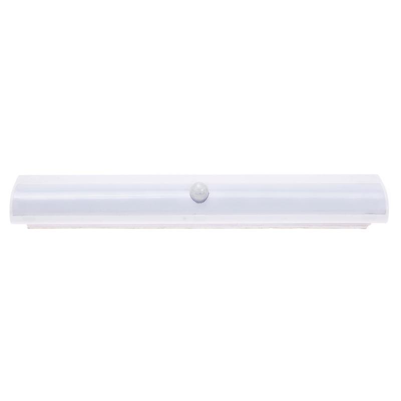 1W AAA Battery Powered 10LEDs Motion Sensor Night Light Bedroom Bathroom Cabinet Trunk Night Illumination Daylight Lamp illumination sensor light sensor illumination ball bh1750fvi sending routine