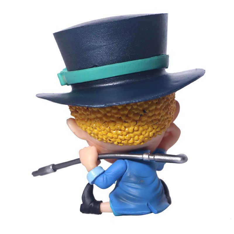 Estatueta de Um Pedaço Sabo Jovem Ver. Onepiece PVC Action Figure Collectible Modelo Toy