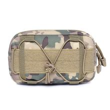 купить 2019 New Fashion MOLLE Pouch Multifunction Tactical Fanny Pack Shoulder Crossbody Bag for Outdoor дешево