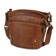 % 100% inek derisi kadın Crossbody çanta hakiki deri küçük postacı çantası bayanlar için omuz 2019 bolsa feminina bolso mujer AR01