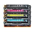 Блум совместимый CE320A 320A 128A тонер-картридж для HP Laserjet Pro CM1417fnw CM1418fnw CP1521 CP1522 CP1523 CP1525nw CP1527nw