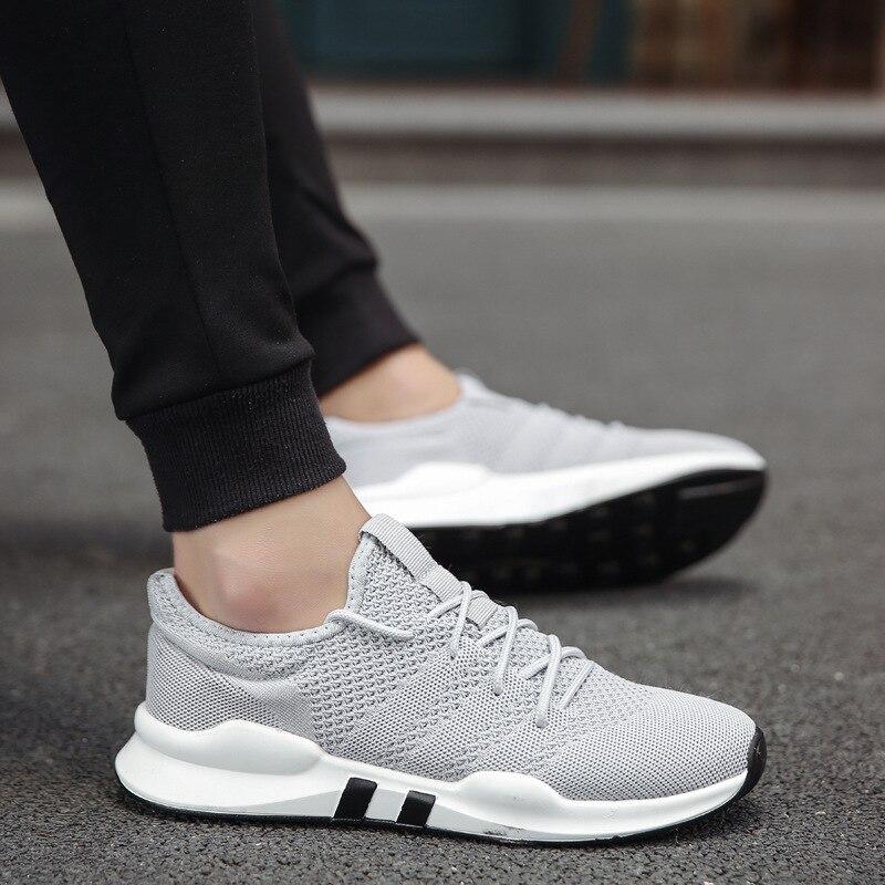 50300ee3 2018 г., женские летние легкие дышащие туфли на плоской подошве женские белые  мягкие удобные