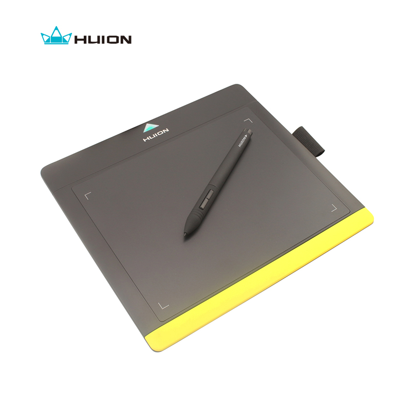 Hot Sale HUION New 680TF 8 x 6 Digital Graphics Pen Tablets Professional Signature Pad With MicroSD Card Drawing Panel 680TF new digital 6 30
