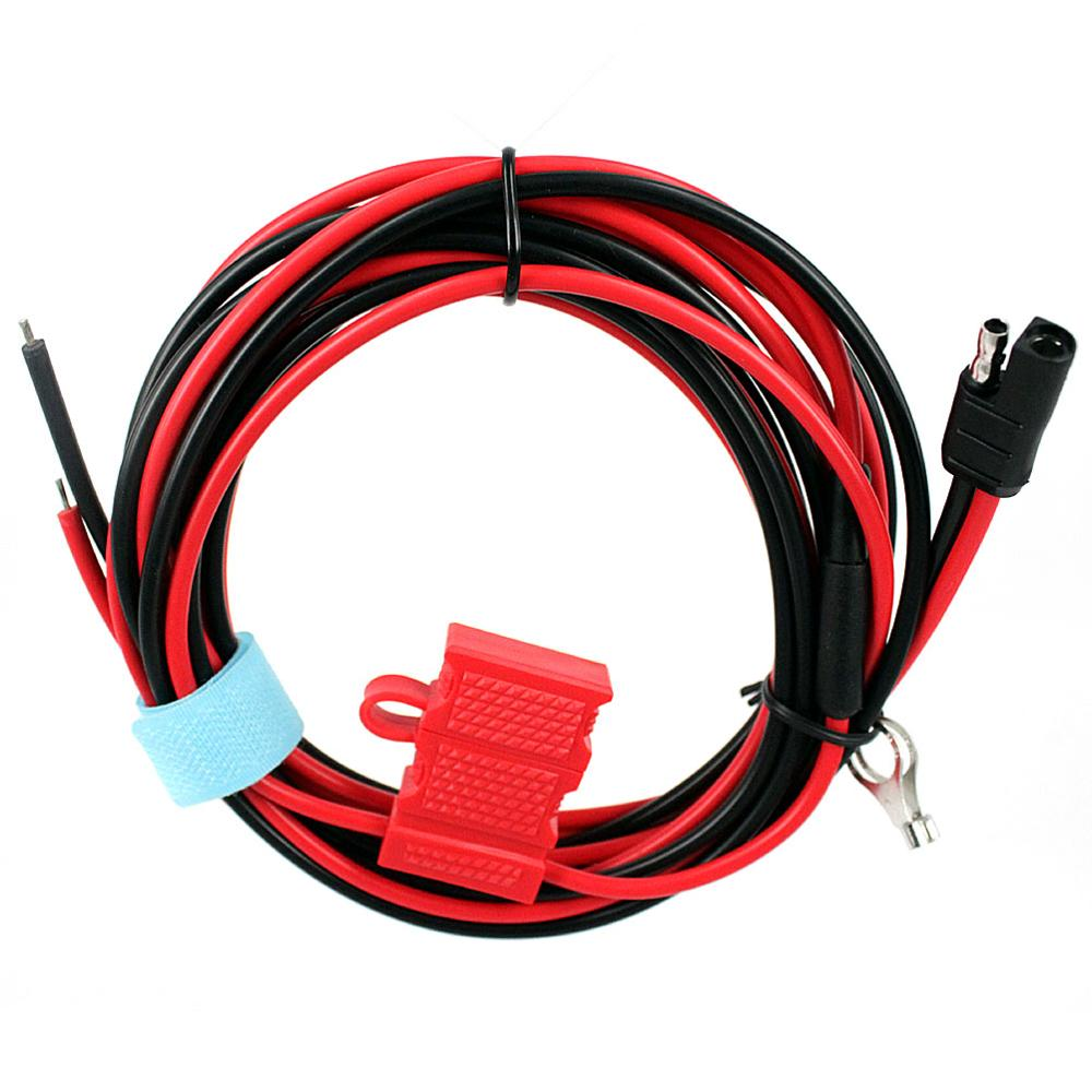 Wholesale 2-Way Radio DC Power Car Cable Mobile HKN4137A for Motorola HKN9402