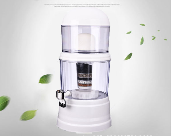 14L 8 layer filter bath water purifier household bath shower filter Bath accessories prefiltering remove scale, heavy metal