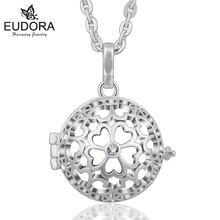 Eudora harmony bola милый цветок плавающий медальон клетка подходит