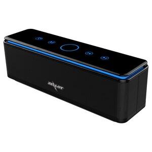 Image 1 - Zealot S7 3D Bass Stereo Không Dây Loa Bluetooth Soundbar Điều Khiển Cảm Ứng Di Động 26W Aux Thẻ TF 20 H Phát Lại