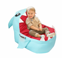 Soft Baby Chair Children Plush Toy Storage Bag Shark Lazy Sofa Baby Nest Bean Bag Baby Seat Infant Sofa for Kids Beanbag