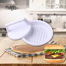 Urijk DIY пресс-инструмент для мяса Для Гамбургеров Пэтти мейкер для бургеров из мяса плесень пищевого качества пластик гамбургер пресс гамбургер мейкер