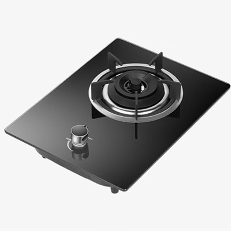 Cuisinière à gaz cuisinière à gaz domestique cuisinière à gaz intégrée Double foyers gaz naturel gaz liquide poêle à gaz simple le poêle