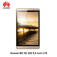 Huawei Mediapad M2 8 inch 2.0GHz Octa Core 3G Ram 32G Rom LTE 4800mAh IPS Kirin 930 8.0MP Multi languages tablet PC huawei M2