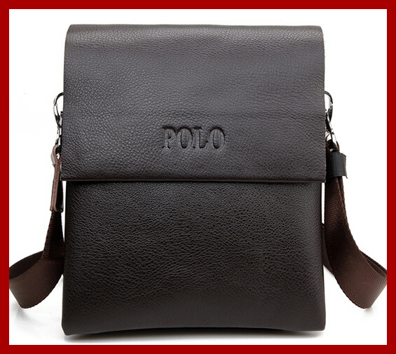 hot sell new arrival leisure genuine leather bag retro style men messenger bags large capacity brand