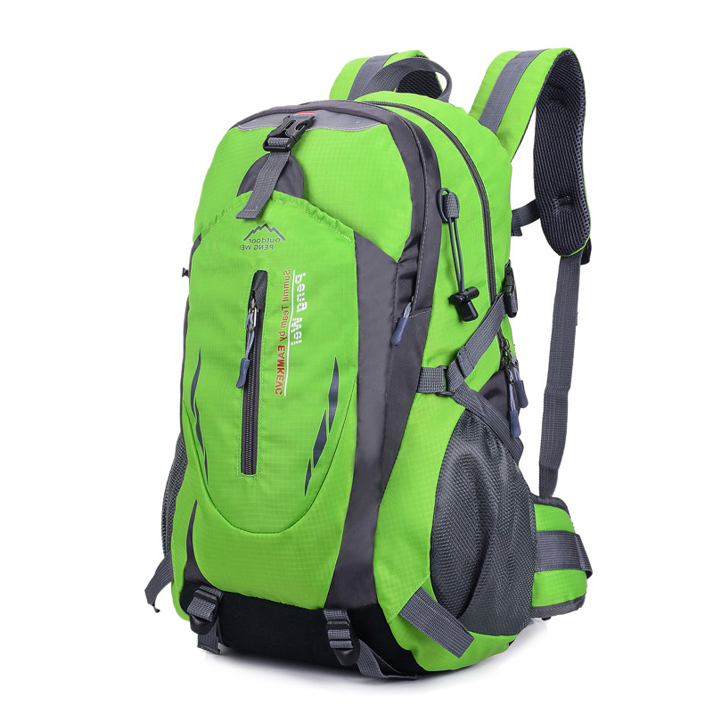 Warterproof Outdoor backpacks Large Capacity Sports Bags Women & Men Durable Rucksack Climbing Mountaineering Bag XA6WD kerui pu mountaineering men s travel bags backpacks outdoor lesbian genuine large capacity