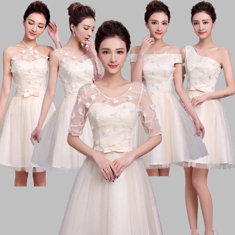 2017 New Bridesmaid Dresses Plus Size Stock Cheap Under