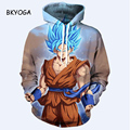New Stylish Men/women 3d Sweatshirts Strong Cartoon Painted Autumn Hoodies Drop Ship