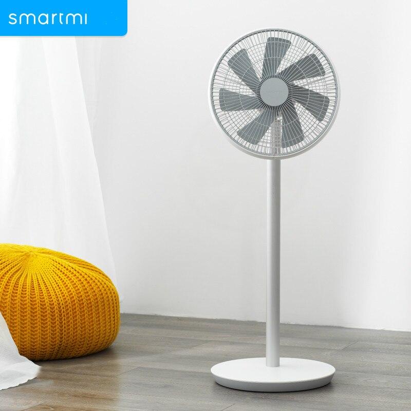 2018-xiaomi-smartmi-pedestal-fans-for-home-refrigerator-floor-fan-air-conditioner-portable-wind-natural-app-control