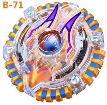 1PC Spinning Top BURST Starter Zeno Excalibur .M.I (Xeno Xcalibur .M.I) series B71 B73 B74 With Launcher image