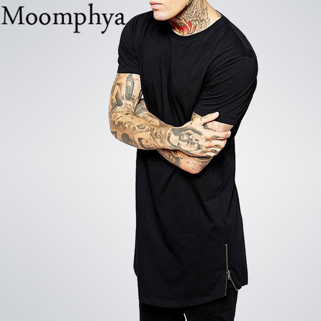 Long Tee Shirt Homme Dance