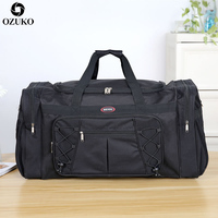 New Large Capacity Hand Luggage Travel Duffle Multifunction Waterproof Travel Bags For Men Women Protable Folding Duffel Mochila