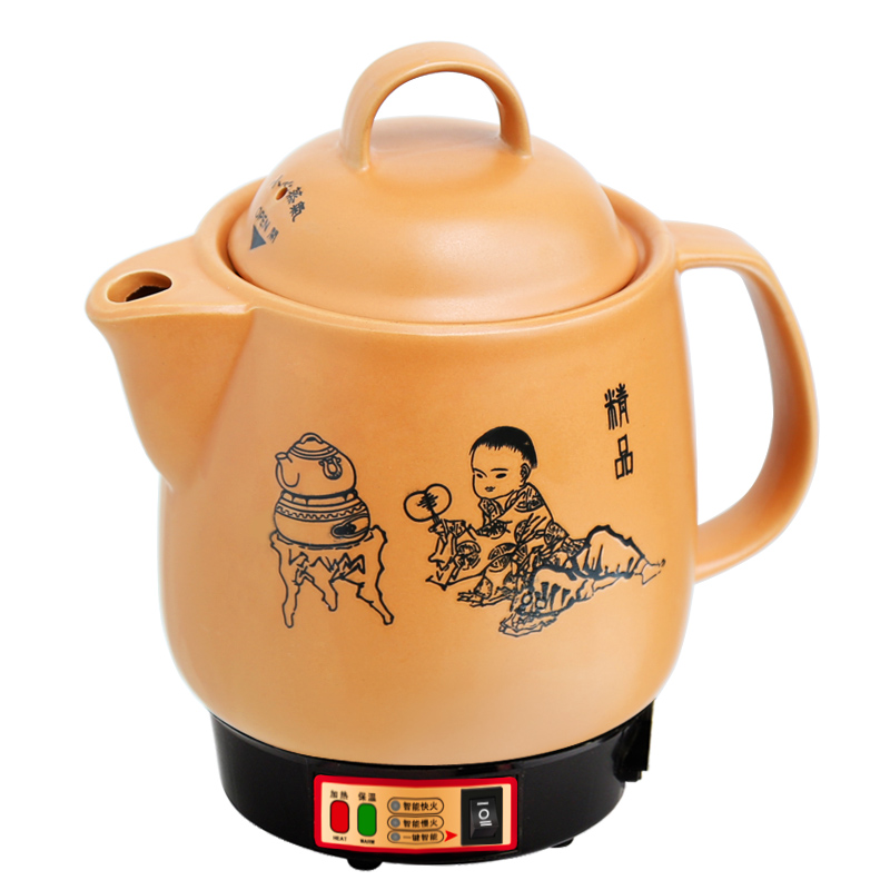 Electric kettle Full automatic decoction of Chinese medicine pot ceramic boiling herbal medic