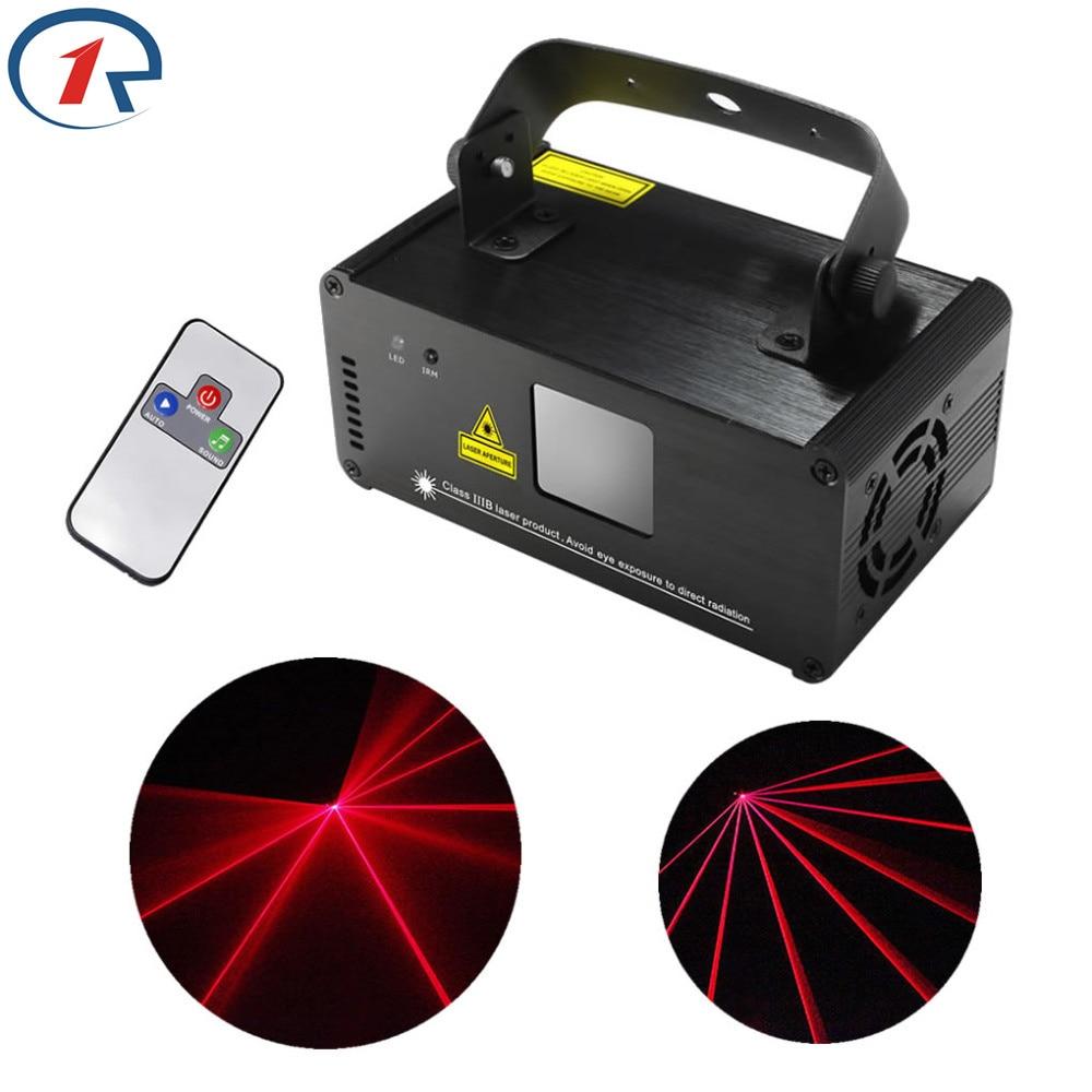ФОТО ZjRighrt IR Remote 200mw Red laser stage light DMX512 Scanner Stage Light Laser Projector for Disco lighting Bar KTV dj Lights