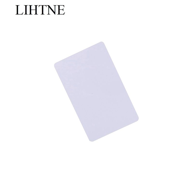 1PCS 13.56Mhz MF3 IC D41 Card EV1 4k NFC Card ISO 14443 Type A v sport mf3 6