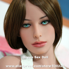 WMDOLL Top quality 126 head for TPE sex doll full silicone love doll heads oral sex