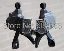 Shimano ALIVIO SL-M4000 Trigger Shifter 3*9 s 27 s MTB велосипед оборотни M4000
