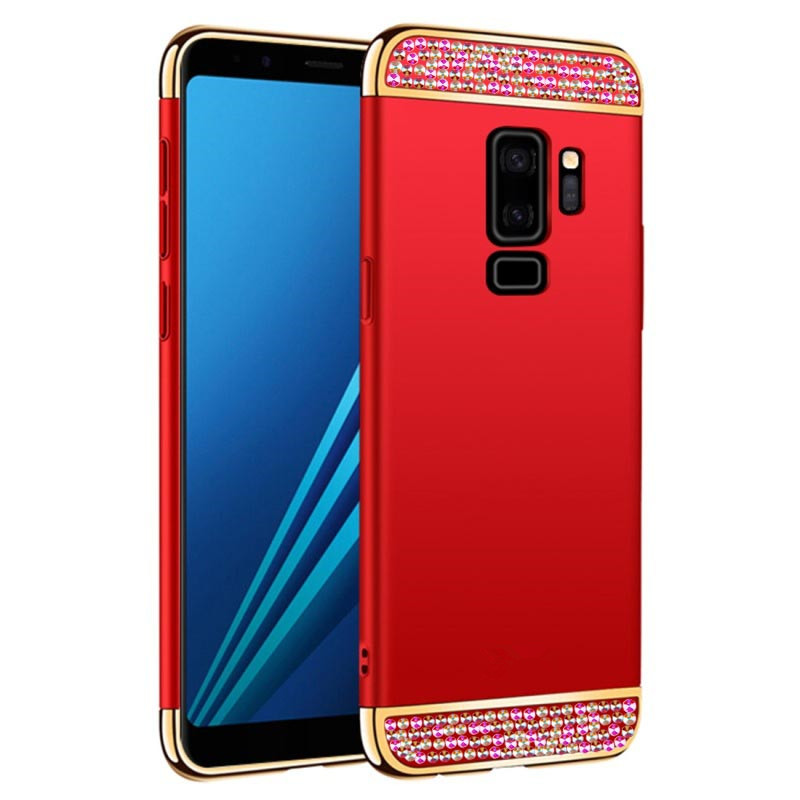 Bling Diamond cases For Samsung Galaxy note 9 8 5 s8 s9 plus J4 J6 J8 a6 a8 plus 2018 Grand prime G530 J7 NEO DUO J3 J5 Cover image