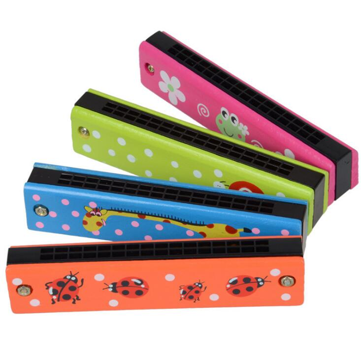 So Nice!!!Baby Kids Toys Educational Swan Harmonica 16 Holes Musical Instruments Accessories Toy For Boys Girls
