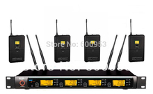 G900 Professional 4x100 Channel UHF Wireless Microphone System (Bodypack Transmitte) g900 часы
