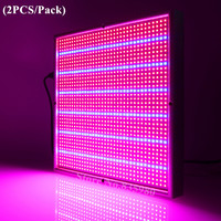 (2pcs/Pack) 45W 225LED/120W 1365LED Grow Light Full Spectrum Plant Lamp For Plants Vegs Indoor Hydroponic System Grow/Flowering
