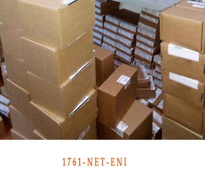 NEW 1761-NET-ENI 1761-NET-EN1 industrial control PLC module 5pcs new 1pcs ee 1010 om plc industrial use plc module industry automation t