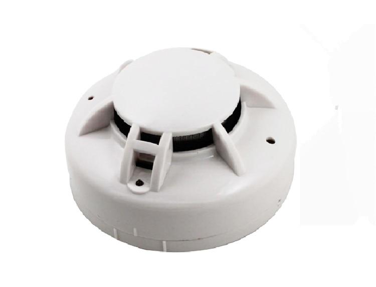 10 30VDC 1W Smoke sensor detector Fire alarm smog modbus 485 secondary development RS485 interface Smoke