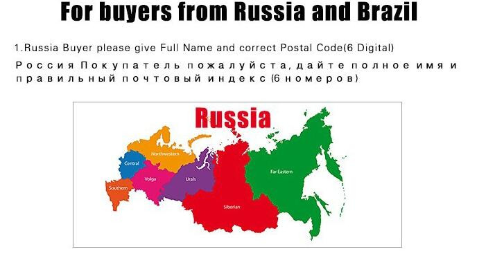 to russia