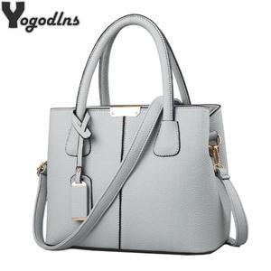 4e9c51efc4 Yogodlns Women Handbags Ladies Bag Female Shoulder Bags Sac