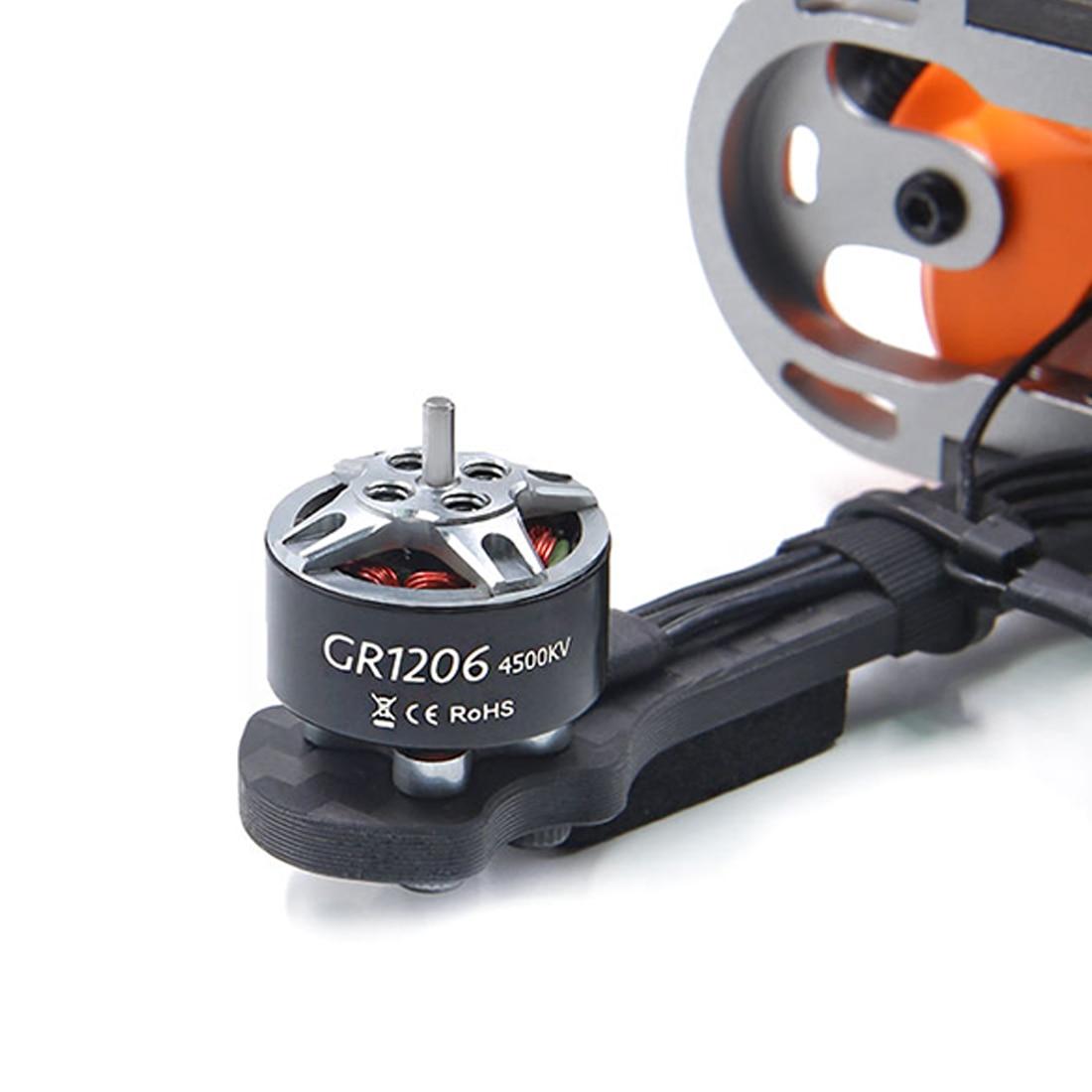 GEPRC GEP CX Cygnet 145mm 3 Inch Stable F4 20A 48CH RunCam Split Mini 2 1080P HD Camera 4500kv Motor RC FPV Racing Drone BNF PNP - 2