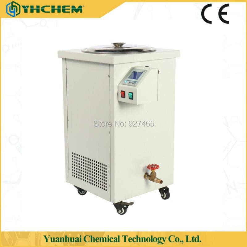 Baño de agua eléctrico del dispositivo del laboratorio 20L, equipo termostático del laboratorio con la exhibición de digita - 2