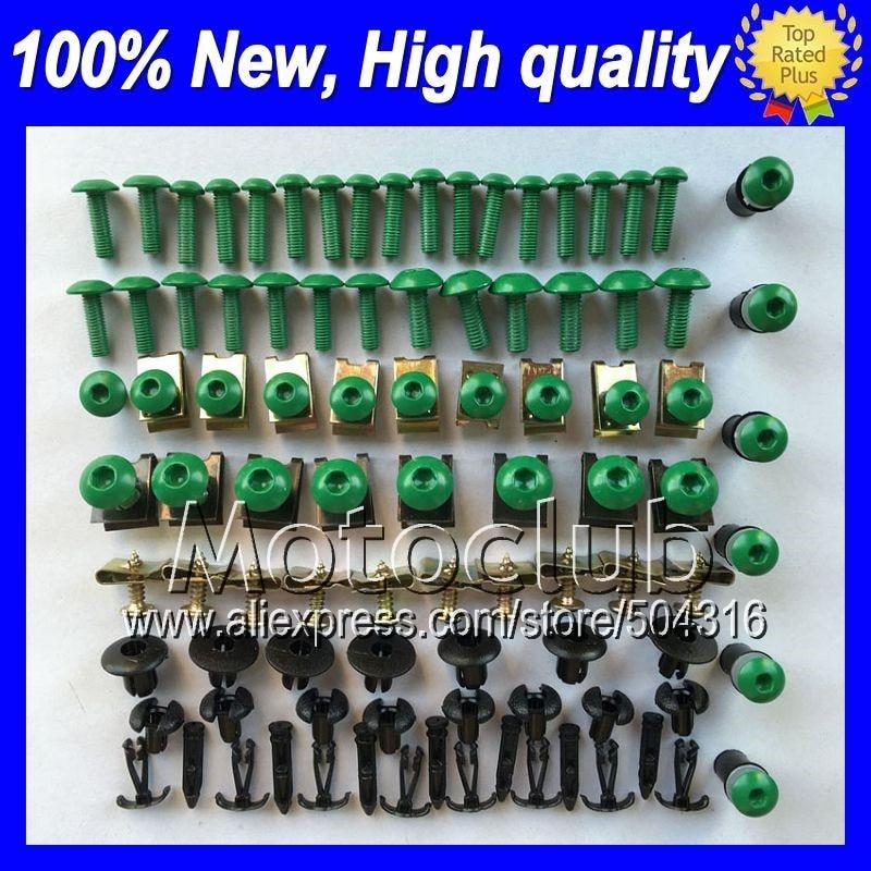 Fairing bolts full screw kit For HONDA CBR400RR 87 88 89 NC23 CBR400 RR CBR 400RR