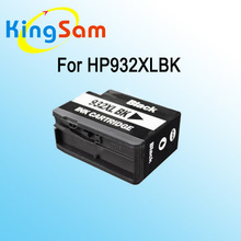 1pcs Black Ink Cartridge for HP 932 932XL hp932 ink cartridge for hp OfficeJet 7110 Wideformat Printer(China)