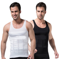 Men's Slimming Body Shaper Waist fashionable Corset Tank Top Underwear Shapewear