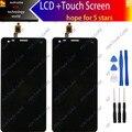 5.0 polegada 100% Original elephone p3000s 2 gb Display LCD + Montagem da Tela de Toque Para elephone p3000c + ferramentas