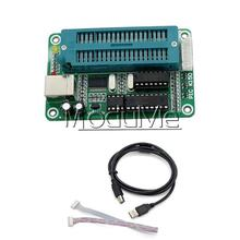 PIC Microcontroller USB Automatic Programming Programmer K150 + ICSP cable(China)