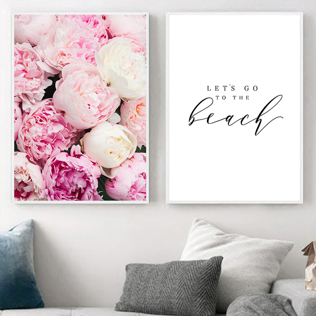 Painting Wall Art Canvas Posters Nordic Prints Decorative Picture Modern Home Bedroom Decoration