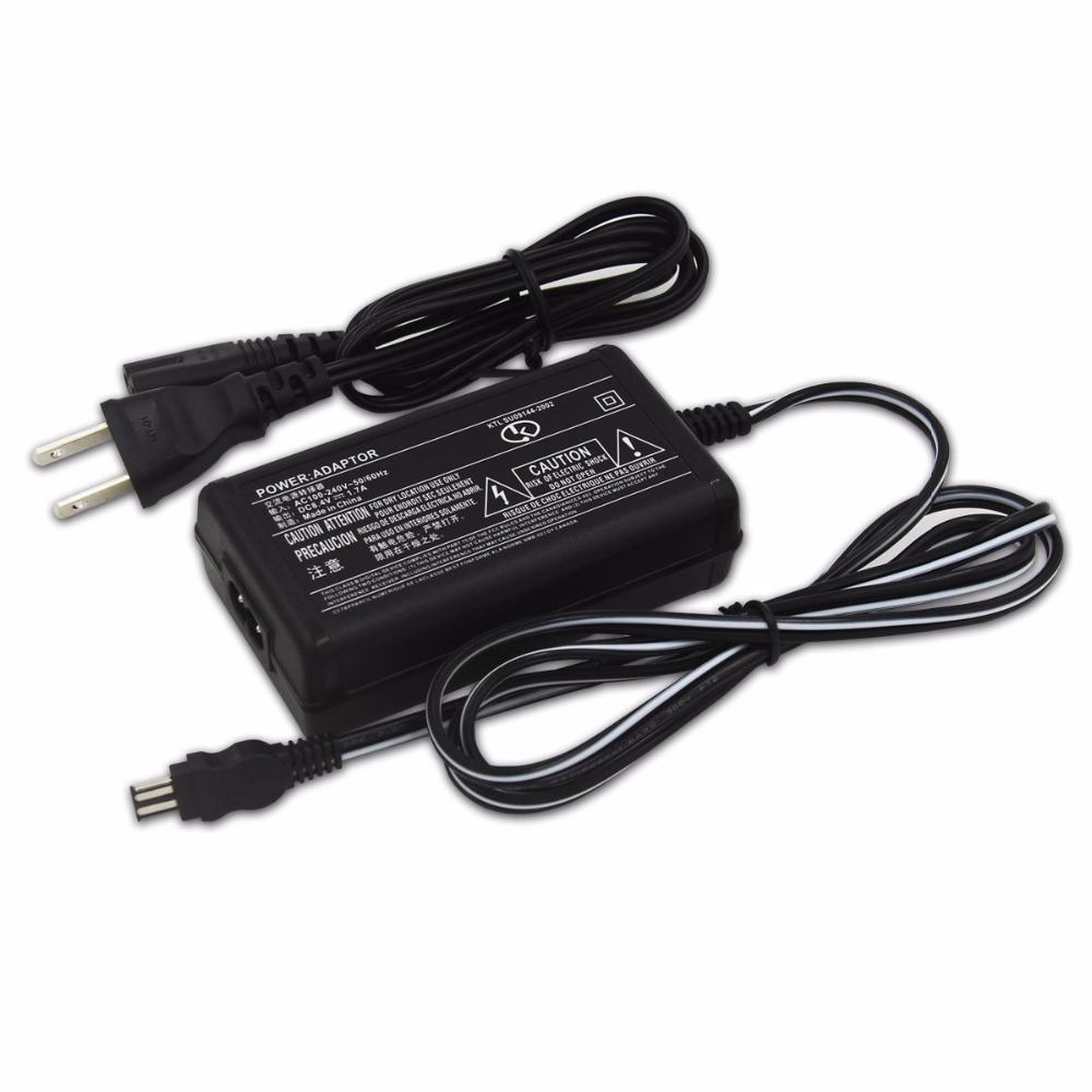 AC Adapter Charger for SONY Handycam DCR-TRV33 DCR-TRV250 DCR-TRV260 DCR-TRV280 DCR-TRV330 DCR-TRV340 DCR-TRV350 Camcorder