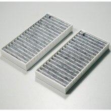 Угольный салонный фильтр для 2011- JEEP Wrangler 3.6L/V6 oem: 55111302AA# FT264